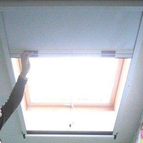 Green Tower Kombi-Rollo für Dachfenster-895580, weiß, 140 x 70 x 30 cm, GT895580