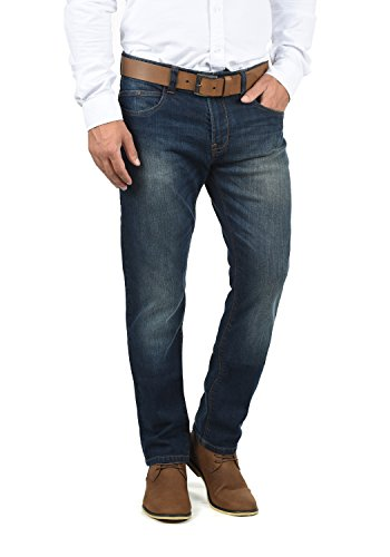 Indicode quebec - jeans da uomo, taglia:w34/32, colore:dark blue (855)