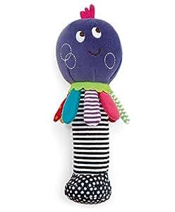 Mamas & Papas Babyplay Squeaky Octopus Activity Toy