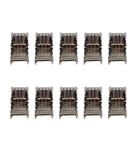 Alightings Kabelverbinder, Schnellspleißen ohne Abisolierung, kompatibel mit 22 - 20 AWG-Kabel, zur Verwendung für enge Bereiche im Automobilbereich