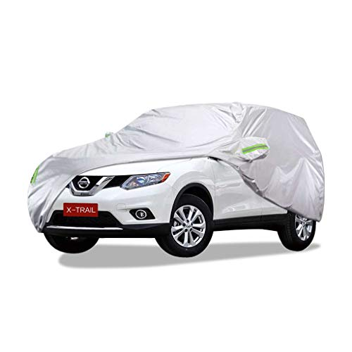 SXET-Car Cover Nissan X-TRAIL Car Cover UV Protection Oxford Cloth Car Cover Sunscreen Waterproof Scratch Proof Windproof Outdoor Windproof Cover l