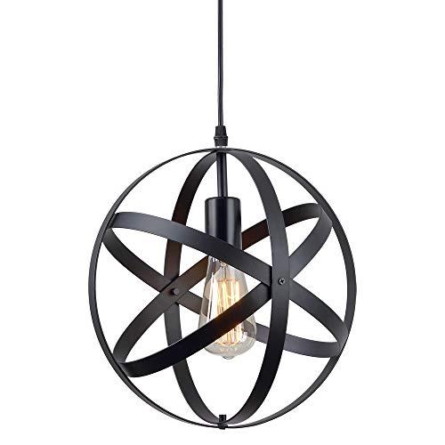 Konisk® Industrial Vintage Lámpara Colgante
