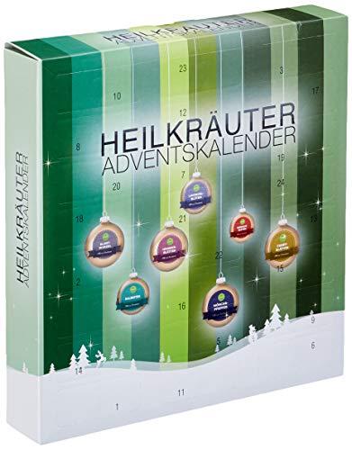 "Adventskalender""Heilkräuter"", 1er Pack (1 x 138 g)"