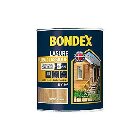 Lasure Teck - Lasure satinée ultra classique 5 ans Bondex
