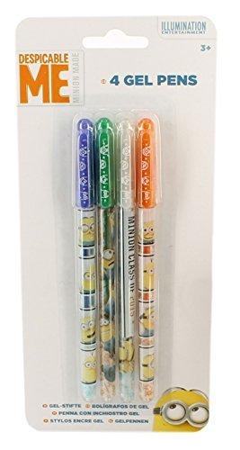 Juegos De 4 Bolígrafo De Gel Varios colores