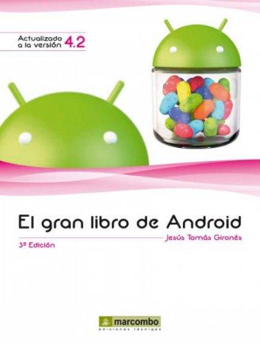 El Gran Libro de Android por Jesús Tomás Gironés