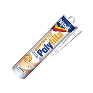 Polycell Flexible Gap Filla Cartridge, 290 ml