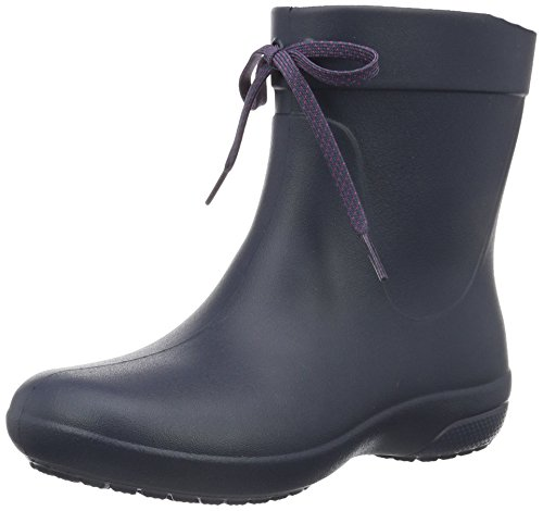 Crocs Freesail Shorty Rain Boots, Damen Gummistiefel,