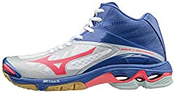 Mizuno Volleyball Shoe Wave Lightning Z2 Women Mid V1gc160565 Us 12 – Eu 44