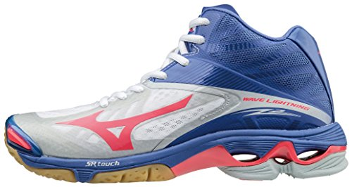 bf0ffa0bea Mizuno Scarpa Volley Wave Lightning Z2 Mid Donna V1GC160565 US 12,5 - EU 44