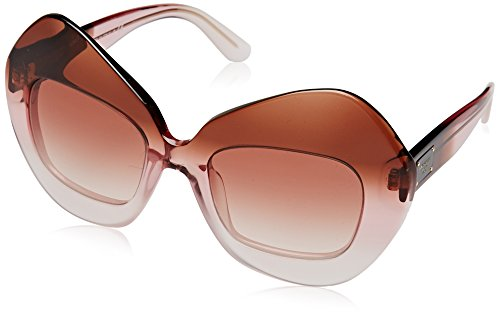Dolce & Gabbana Sun BORDEAUX GRAD/PINK/POWDER WITH BROWNGRADIENT