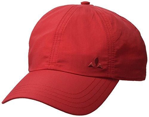 VAUDE Supplex Cap Kappe, Indian Red, one size
