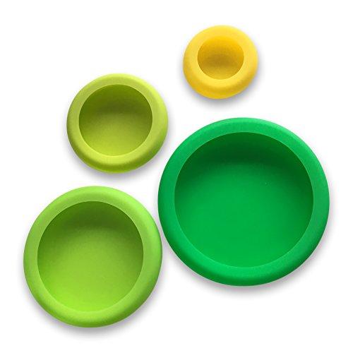 food-cover-4er-set-silikon-frischhalte-hauben-silikondeckel-frischhaltedeckel-fur-gemuse-und-obst-mi