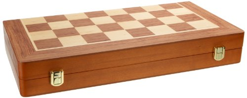 Philos-2520-Schach-Backgammon-Dame-Set-Feld-50-mm-Knigshhe-88-mm
