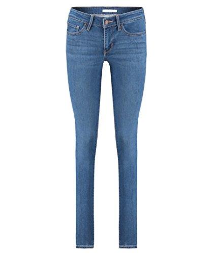 Levi's ® 711 Skinny W Jeans Blu