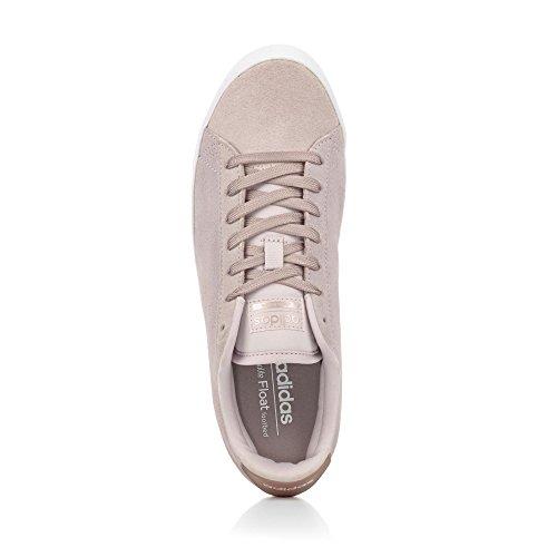 adidas CF Daily QT CL W, Scarpe da Fitness Donna Viola (Ice Purple F16/Vapour Grey F16)