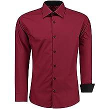 finest selection 14c58 f0c2e Suchergebnis auf Amazon.de für: rotes hemd herren
