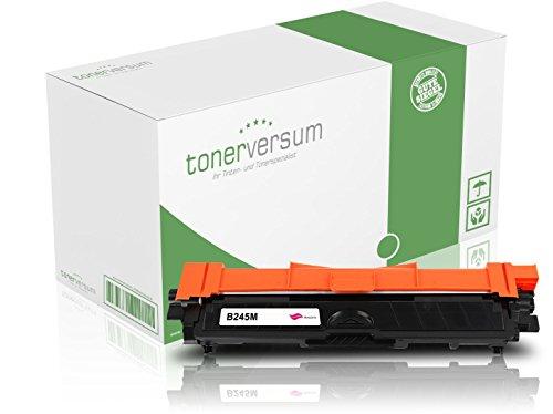 Tonerversum Toner kompatibel zu Brother TN-241M / TN-245M (Magenta) für Brother HL-3150CDW HL-3170CDW MFC-9142CDN DCP-9022CDW MFC-9342CDW MFC-9332CDW Laserdrucker 2.200 Seiten