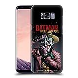 Head Case Designs Officiel Batman DC Comics The Killing Joke Couvertures Célèbres De Livre Comique Coque Dure pour l'arrière Compatible avec Samsung Galaxy S8