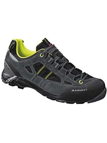 Mammut Redburn Low Women (Backpacking/Hiking Footwear (Low)), color:graphite-solar;size:4.5 UK / 37.5 EUR graphite-solar