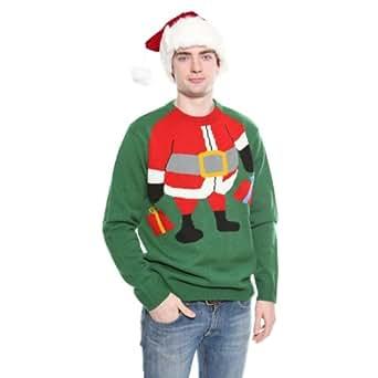 Santa Elf Jumper, Size S