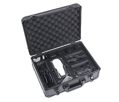 Crazepony-UK DJI Mavic Air Drone Carrying Case,Aluminum Protective Hardshell Waterproof case DJI Mavic Air Drone Accessories