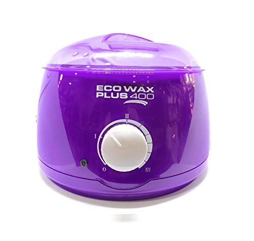 Calentador de cera profesional ECO WAX 400 ml Color LILA