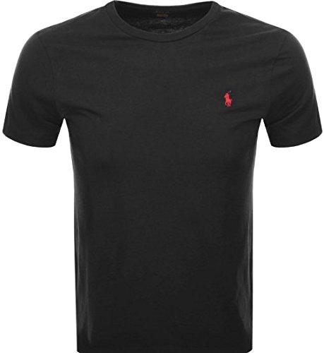 Ralph Lauren Mens Crew Neck Short Sleeved T Shirt Custom Fit
