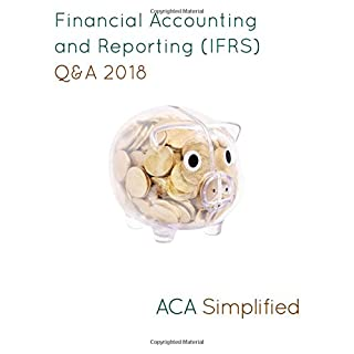 Financial Accounting and Reporting (IFRS) Q&A 2018