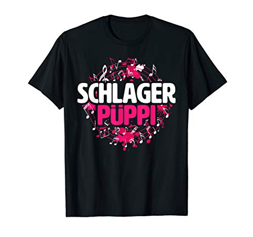 Schlager Püppi - Schlager - T-Shirt
