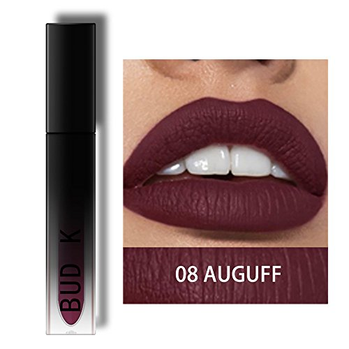 Lippenstift set matt,IMJONO Langlebiger Lippenstift Wasserdichte Matte Liquid Gloss Lip Liner...