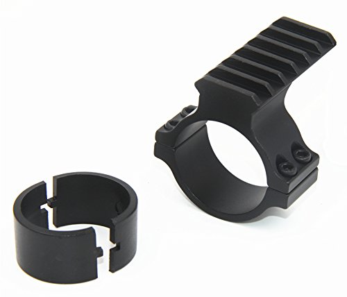 JINSE 2,5 cm bis 30 mm Scope Adapter Ring/Mount Picatinny/Weaver Oberen Schiene Sicherung/Zweite Laser 30-mm-adapter