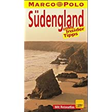 Marco Polo South England (Marco Polo German Travel Guides)