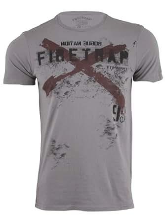 Firetrap X Fire T-Shirt X-Large