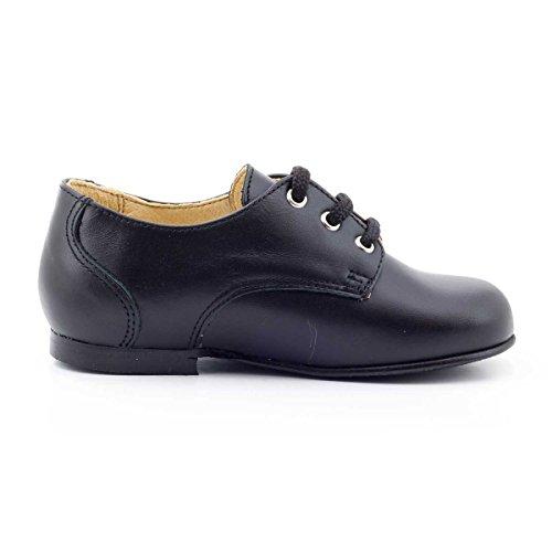 Boni Mini-Philippe - chaussures bébé garçon Noir