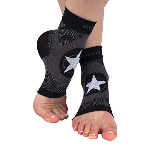 Compressione piede per il trattamento della fascite plantare e supporto al piede e alla caviglia