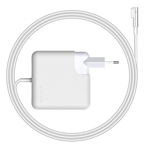 SkyGrand Cargador Macbook Pro , Adaptador MagSafe 60W para Apple MacBook Pro 13 'A1278 - Cargador Mac Book Air DE 13 Pulgadas, Cargador Macbook 2009 2010 2011 con mi 2012