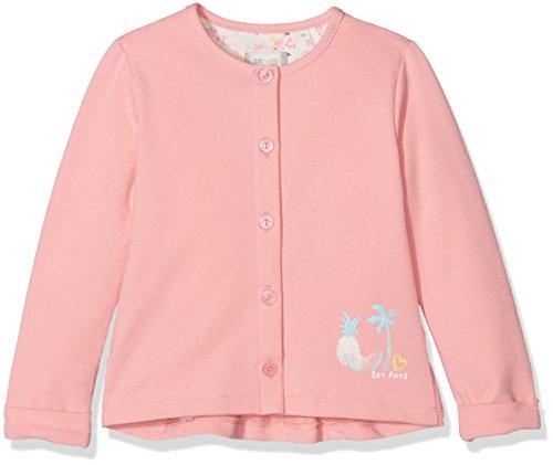 Sanetta Sanetta Baby-Mädchen Sweatshirt 114263 Rosa (Candy 38047) 56