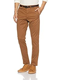 Jack & Jones Men's Cotton Chinos