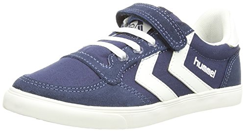 Hummel  Canvas, Sneakers Basses mixte enfant - *