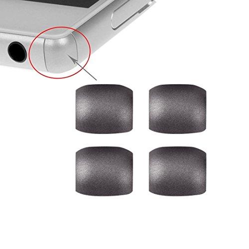 Handy-Ersatzteile , 4 PCS iPartsBuy für Sony Xperia Z5 Frontblende Edge ( Farbe : Schwarz )