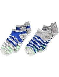 Skechers Socks Calcetines, (Pack de 2) para Niños