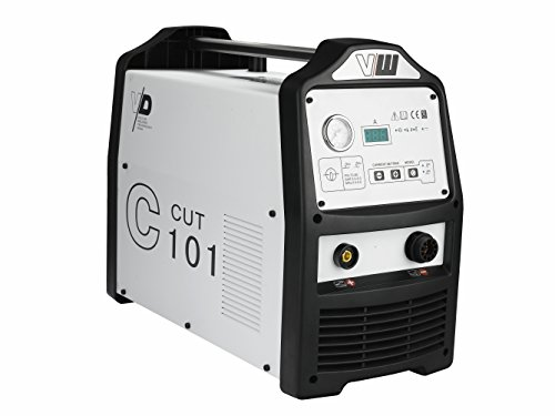 Digital Profi Plasmaschneider C101 Pilot Arc Inveter Schneiden 50MM Schweißen ohne HF CNC…