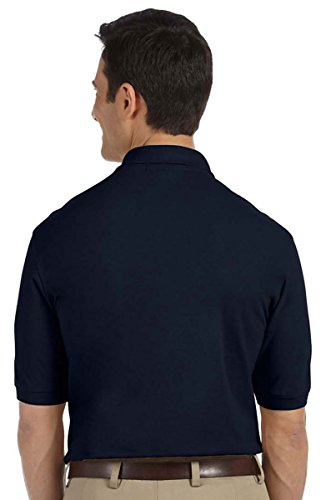HARRITON M265P Herren Easy Blend Polo mit Pocket Stone