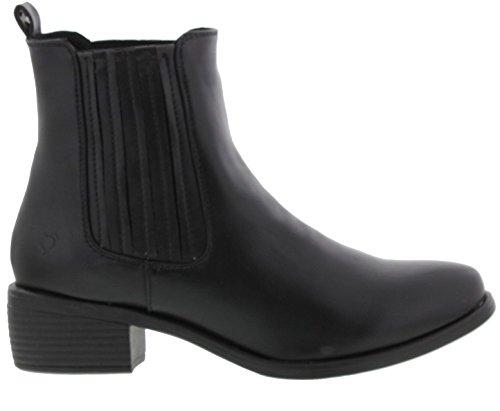 Heavenly Feet ,  Damen Chelsea Boots Schwarz