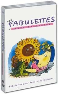 Coffret 2 CD et 1 DVD : Les fabulettes d'Anne Sylvestre