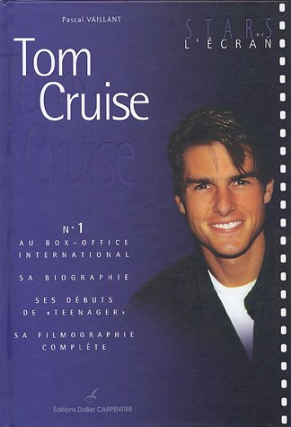 Tom Cruise par Pascal Vaillant