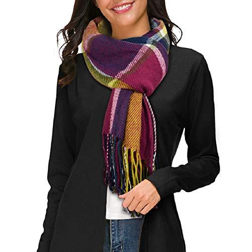QS_Go Bufandas Mujer bufanda señora otoño invierno