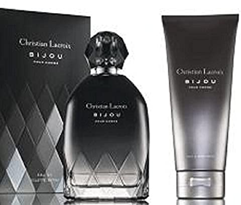 Christian Lacroix Bijou for Him Set - EDT 75ml and Hair and Body Wash 200ml