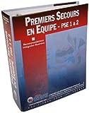 Fiches et classeur Recommandations 2018 Premiers Secours en Equipe PSE1/PSE2